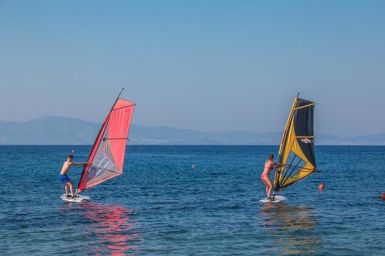 Windsurfing Croatia, refresher course, Nin