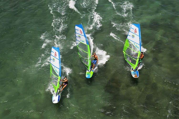 Windsurfing Croatia, rentals