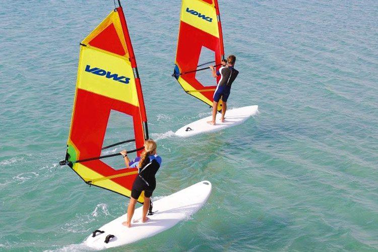 Windsurfing Croatia, BEGINNER COURSE