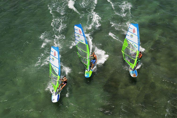 Windsurfing Croatia, rentals in Nin, Zadar
